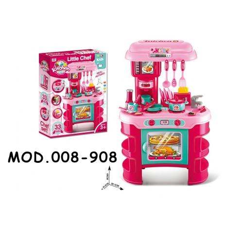 Cocina infantil 008-908
