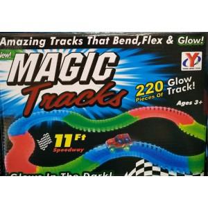 Pista Magic Trakcs 220 pcs