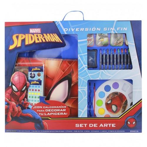 Set de Arte Spiderman