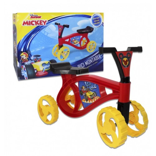 Bici Montable Mickey