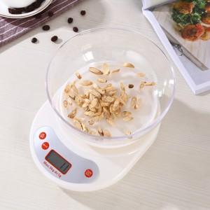 Báscula electrónica de cocina para el hogar
