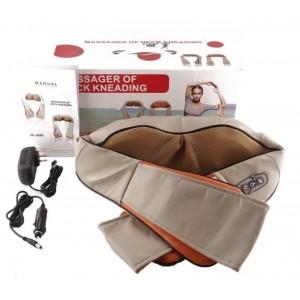Massager Of Neck Kneading, Masajeador Cuello,lumbar,cervical para masajes