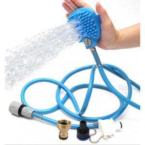 Cepillo para la ducha de perros y gatos