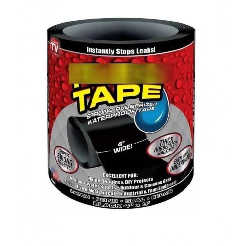 Cinta adhesiva súper impermeable Flex Tape