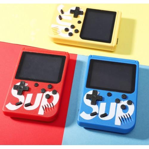 Mini consola de juegos para niños SUP con 400 juegos