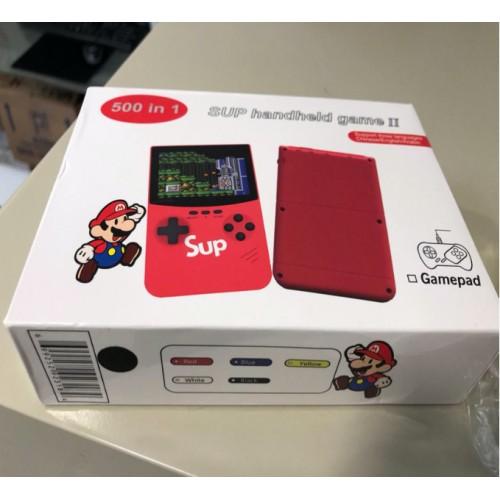 Mini consola SUP individual 500 juegos