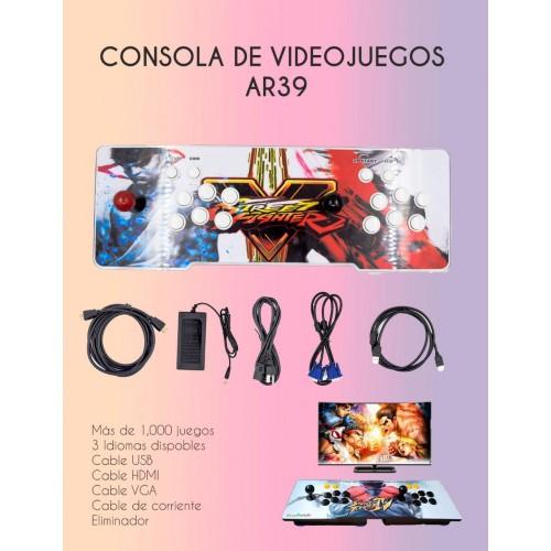 Consola de videojuegos AR39