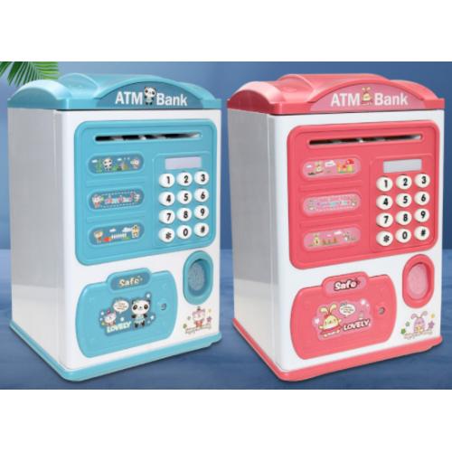 Alcancía cajero automático musical ATM33
