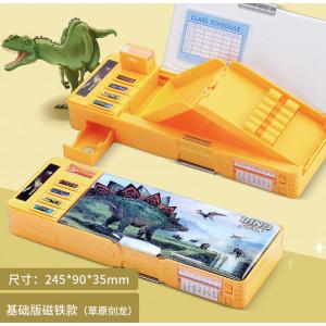 Lapicera para estudiantes B11 dinosaurios