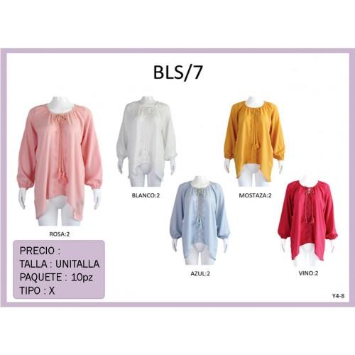 Blusa BLS7