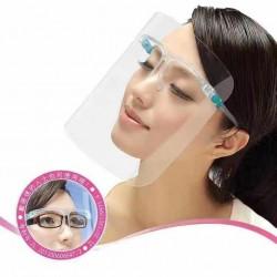Careta Protectora con armazón de lentes