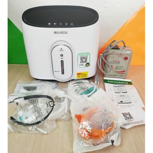 Concentrador de oxígeno 8 litros con Garantía