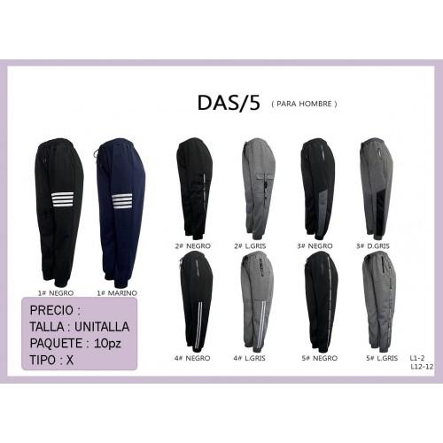 Pants deportivo para hombre DAS/5