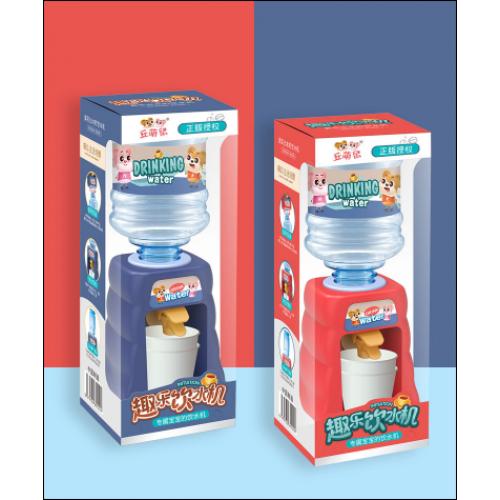 Dispensador de agua divertido para niños