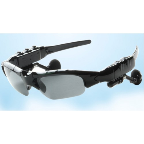 Gafas estéreo Bluetooth inalámbrico deportes Bluetooth gafas de sol polarizadas auriculares