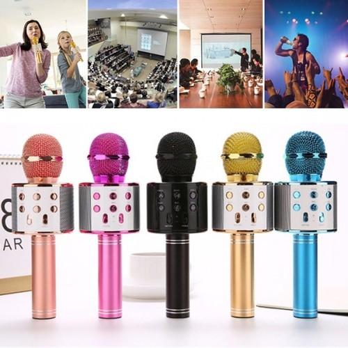 Micrófono inalámbrico karaoke