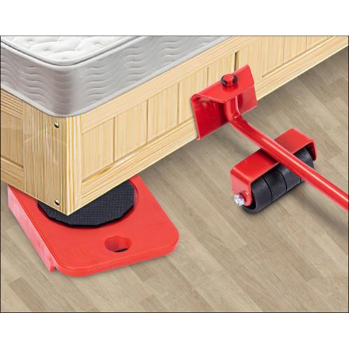Kit para mover muebles Soportes con rotación