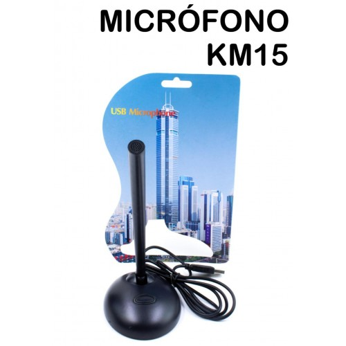 Micrófono KM15