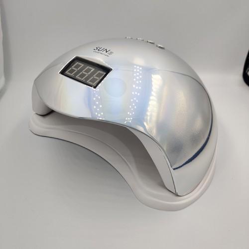 Lámpara para secado de gelish, led/ uv, 48 watts