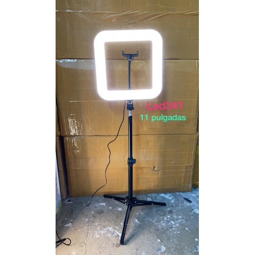 Lámpara de luz Led cuadrado LED341