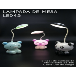 Luz de noche recargable LED