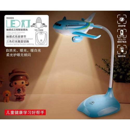 avión  a escala LED, recargable