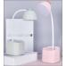 Lámpara de escritorio con interruptor táctil