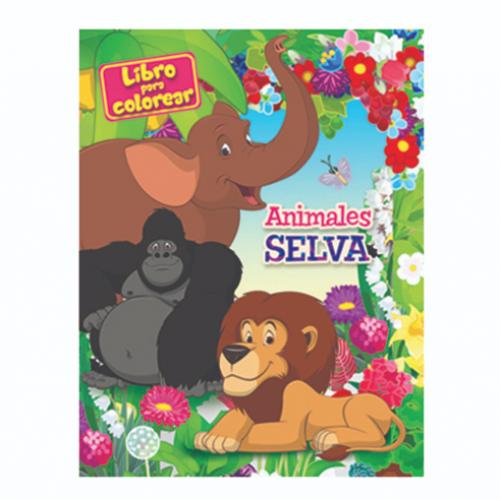 Libro para colorear 16 pgs, varios diseños