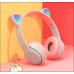 Audífonos inalámbricos  de gato