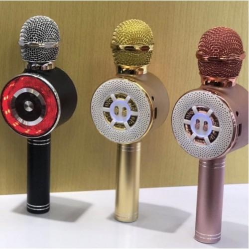 Micrófono con bocina y radio MIC93