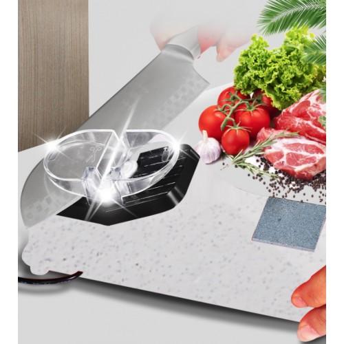 Afilador eléctrico de cuchillos de cocina para el hogar