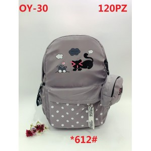 Mochila Mouse and Cat