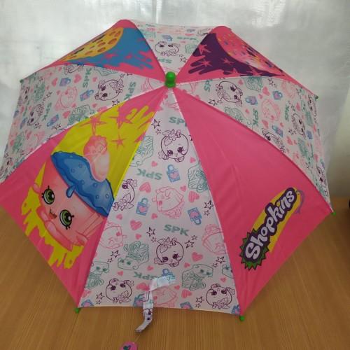 Paraguas infantil reforzado.