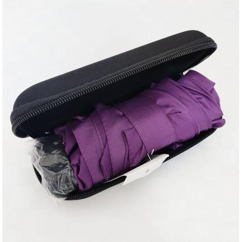 Sombrilla Paraguas de bolsillo con estuche tipo lentes