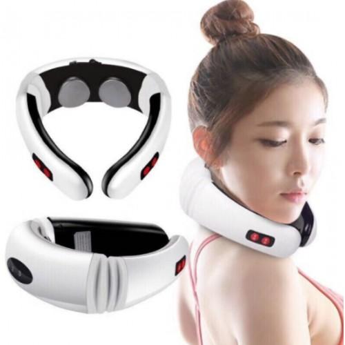 Masajeador de columna  cervical, hombro, cintura y cuello
