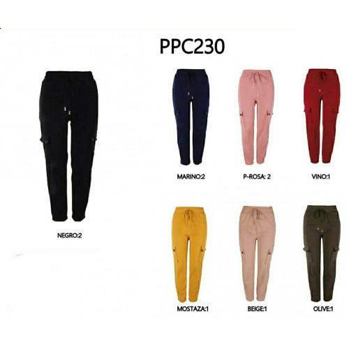 Pantalón para dama jogger PPC23O
