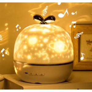 Lámpara de proyección de césped SD64