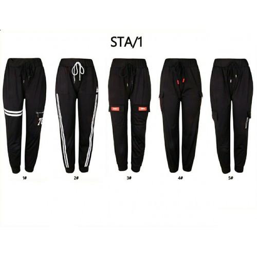 Pantalón para mujer jogger STA1
