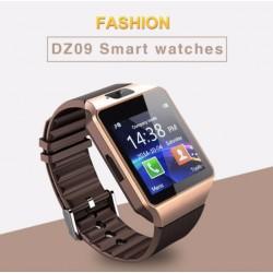 Smart watch Reloj inteligente DZ09 Bluetooth Sincronizado Podómetro deportivo Pulsera Llamada