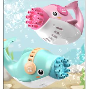 Pistola de burbujas de delfín