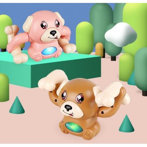 Juguete eléctrico para niños en forma de perro TOY59
