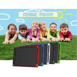 """Pizarrón ecológico Tablero de escritura y dibujo LCD para niños 8"""""""