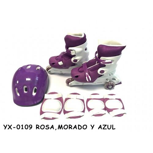 Kit de patines YX-0109