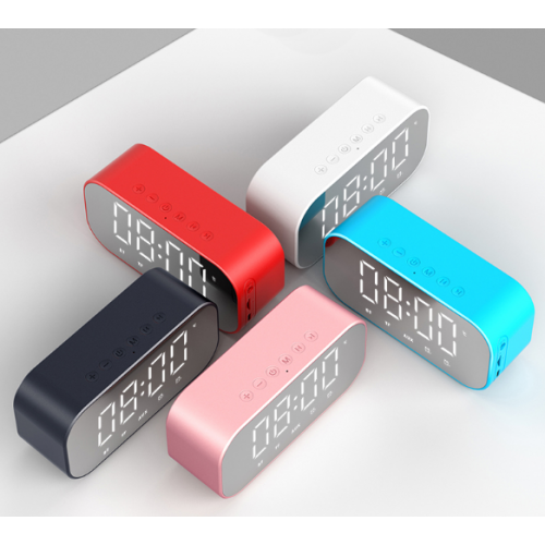 Mini reloj despertador con bluetooth YX361