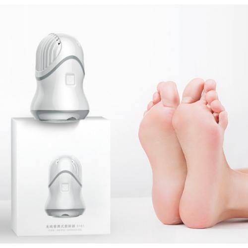 Amoladora de pies eléctrica para eliminar la piel muerta ZF30