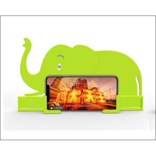 Soporte de pared para celular y tableta