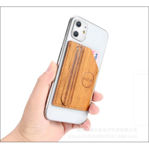 Soporte para teléfono móvil adhesivo trasero